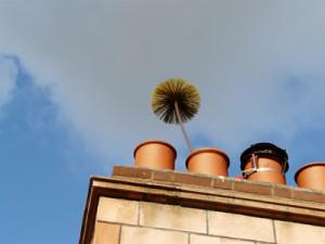 chimney sweeping london