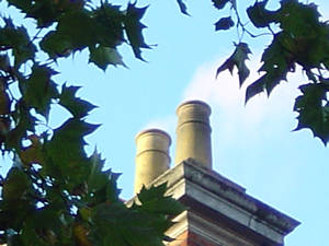 chimney sweeping london