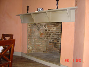 fireplace sizing