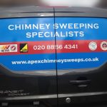 You need Apex Chimney Sweeps Out in London