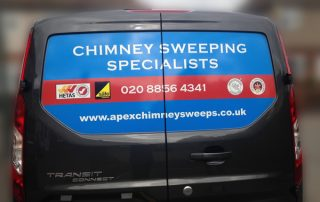 chimney sweep london